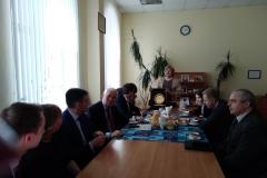 Рабочее заседание Медицинской Палаты РБ с Президентом Союза (1)