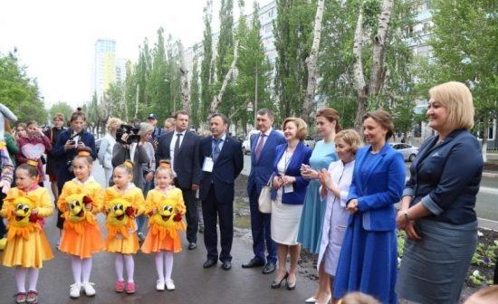 15 мая в Уфе состоялось открытие Центра абилитации «Любимый малыш»