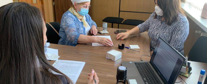 Медицинская Палата РБ подписали Соглашение с Фондом содействия гражданскому обществу РБ