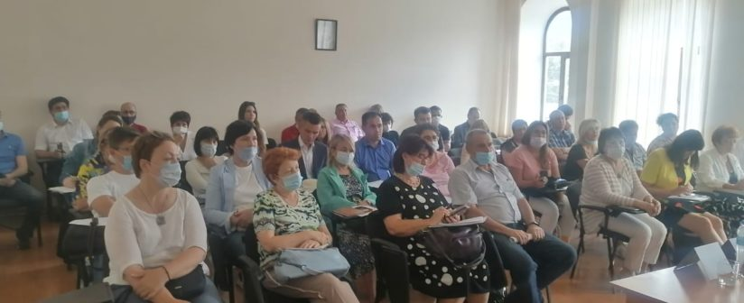 Конференция с руководителями частных медицинских организаций
